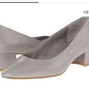 Ralph Lauren grey shoes